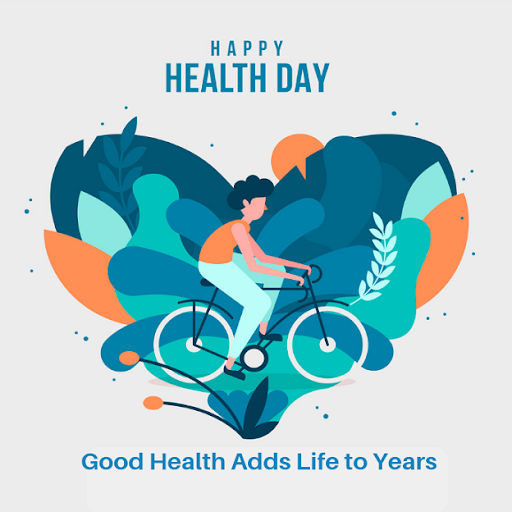 World Health Day – A Reminder To Cast Off Our Worries Aside